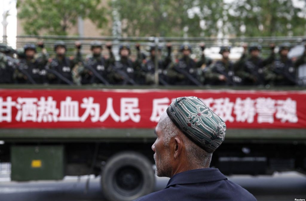 Does China have a terrorism problem?