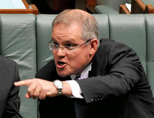 The gratuitous cruelty of Scott Morrison