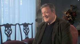 The problem with Stephen Fry's atheism