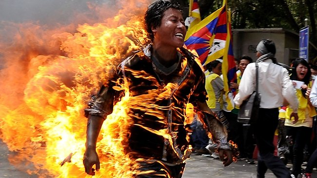 Death By A Million Contradictions: Trying To Understand Tibetan Self-Immolation