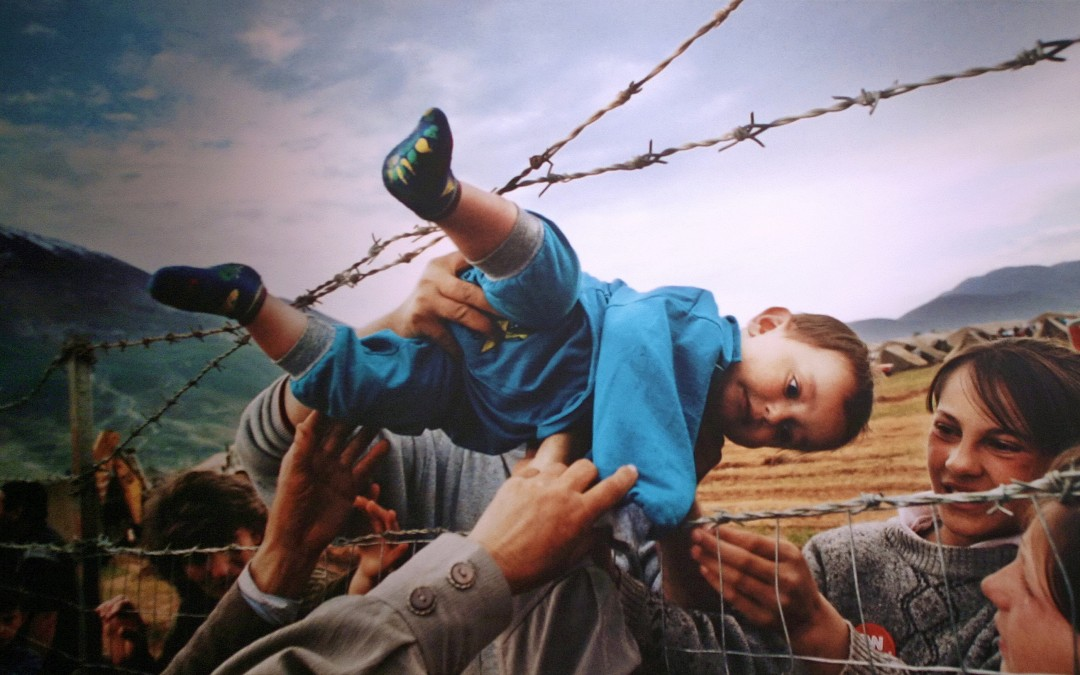 Why calls for compassion for refugees don't work