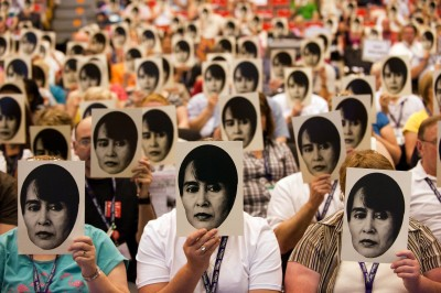 Aung San Suu Kyi and Burma's Long Road to Democracy