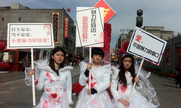 The Struggle for Gender Equality in China