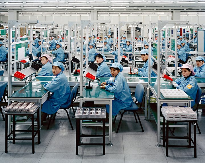 Inside the sweatshop of the world